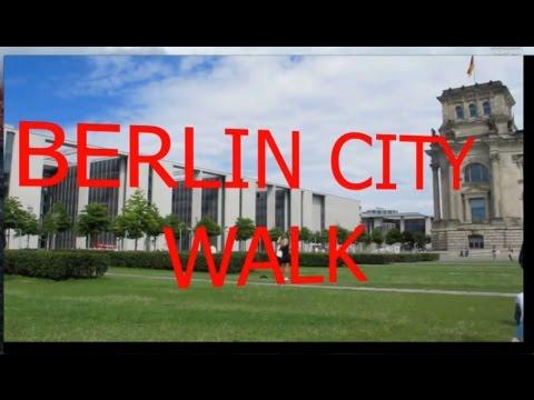 Berlin City Walk
