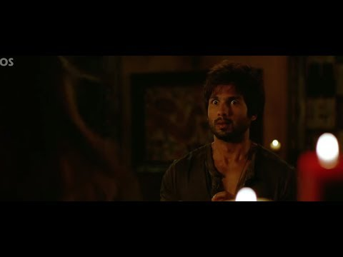 Shahid Kapoor Sneaks in