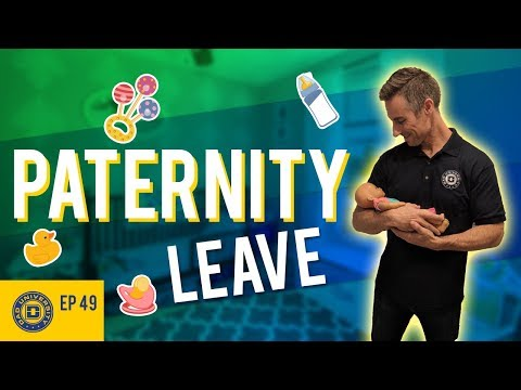 Paternity Leave Why Are Men Not Taking It? | Dad University