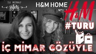 İÇ MİMAR GÖZÜYLE H&M HOME TURU - DEKORASYON FİKİRLERİ #3