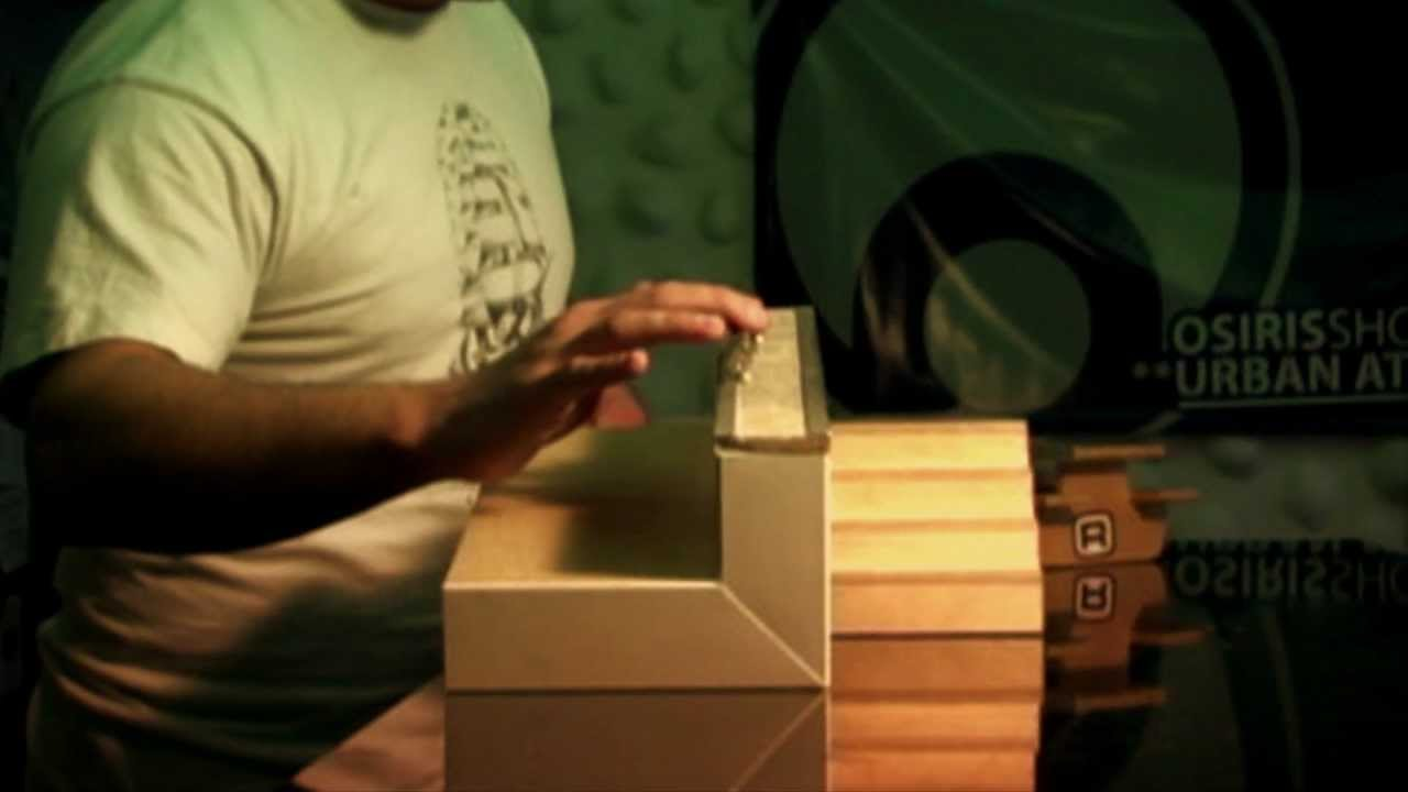 Fingerboard Pro Tech Deck Nolliewheels Outlawfingerz 2