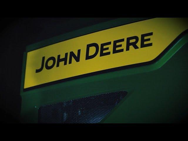 John Deere | 7R-Serien - Flytta mer - Teaser