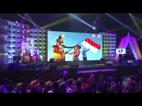 Ridwan & Mamat Cinta Indonesia - The Best of SUCI 7