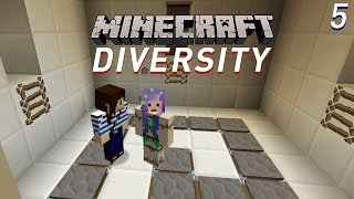 THERE IS NO ESCAPE - Minecraft Diversity w/ Stacy Ep5