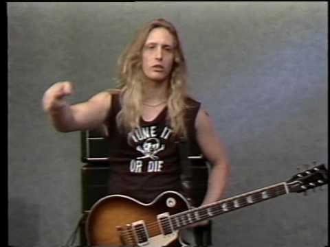Guitar Method - Van Halen style (1995)