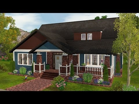 The Sims 3 - Speed Build - Meadow Retreat