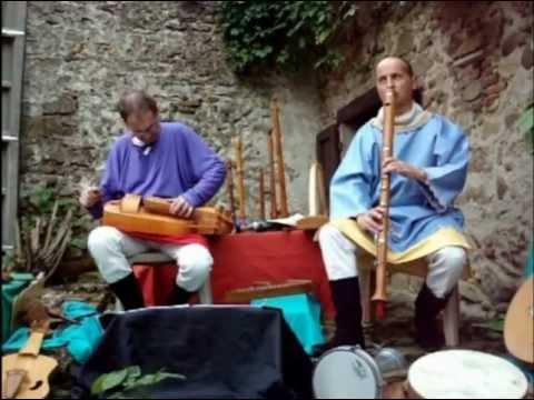 La musique quand nous étions au moyen âge.