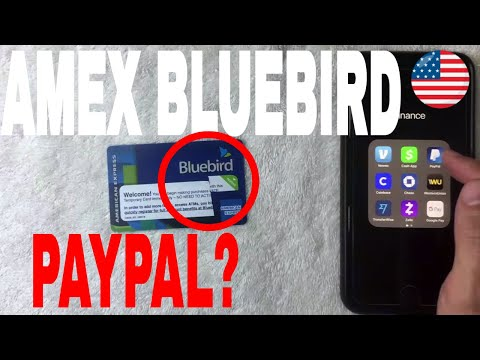 ✅  Can You Use American Express Bluebird Prepaid On Paypal 🔴