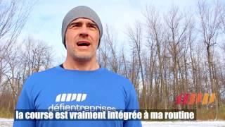 Patrice Godin raconte le début de sa vie d'adulte (comme coureur)