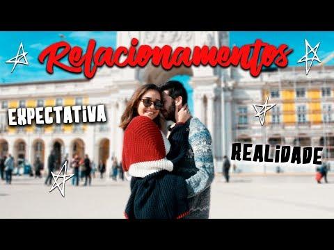 RELACIONAMENTOS - EXPECTATIVA VS REALIDADE c/Angie Costa