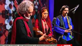 Majid Derakhshani & the Mah Ensemble in BBC | مجید درخشانی، مهدیه محمد خانی و گروه ماه در بی بی سی