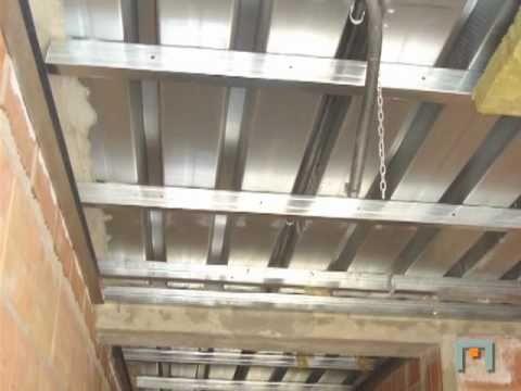 Controsoffitti e coibentazione di un edificio a risparmio ...