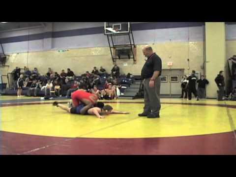 2010 Western Open: 54 kg Shujon Mazumder vs. Vaughn Gandy