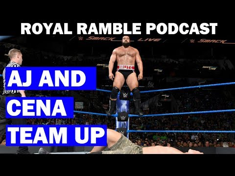 WWE SMACKDOWN LIVE RESULTS AND REVIEW 7/11/17