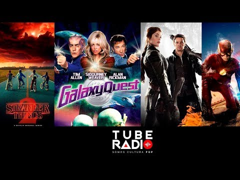 Tube Radio Noticias: Stranger Things, Flash, The Defenders, Hansel y Gretel, Galaxy Quest