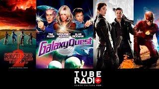 Tube Radio Noticias: Stranger Things, Flash, The Defenders, Hansel y Gretel, Galaxy Quest