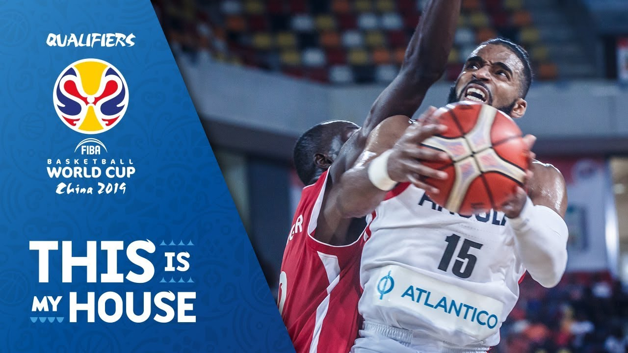 Angola's Best Plays of the FIBA Basketball World Cup 2019