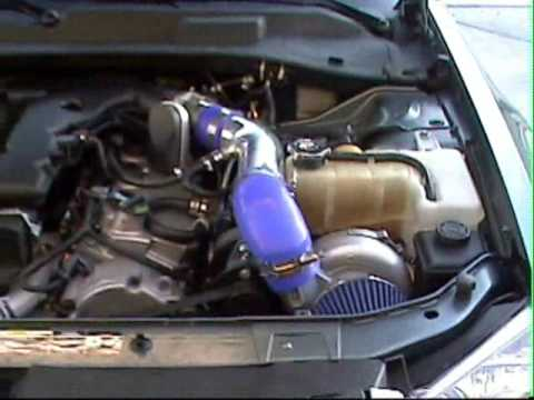 2008 Whiplash Supercharger Part 1 Youtube