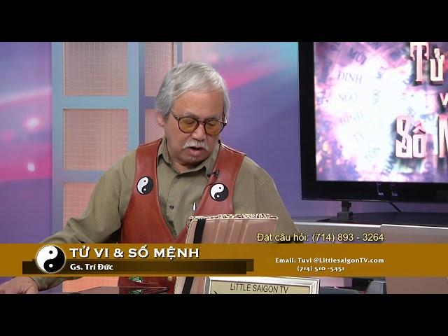 TU VI SO MENH 2020 02 21 PART 3 Gs TRI DUC