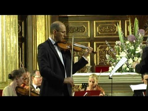 Vivaldi: Violin Concerto A minor · Allegro · Largo · Presto (virtuoso version)