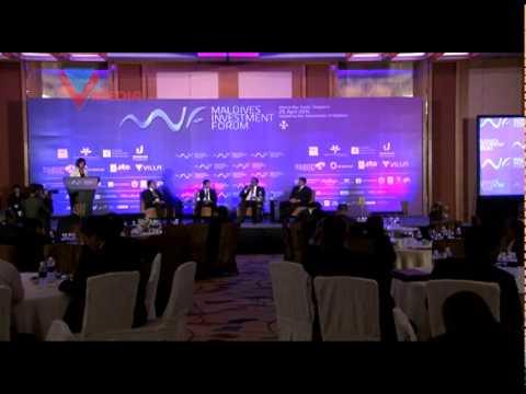 Maldives Investment Forum 2014