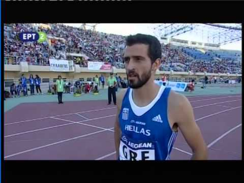 European Athletics Team Championships First League, Heraklion GRE, 1st day 20 June 2015