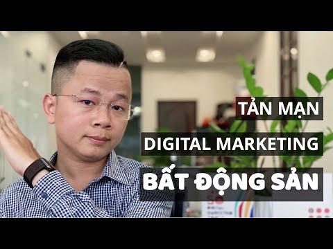 Digital Marketing trong sàn bất động sản | Marketing | Thầy Giáo Mưa