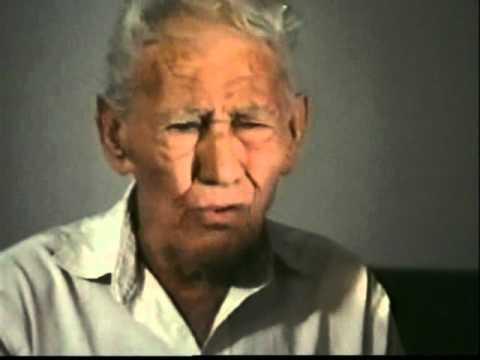 "Jofre Soares no filme ""O Cangaceiro"" (1997)."
