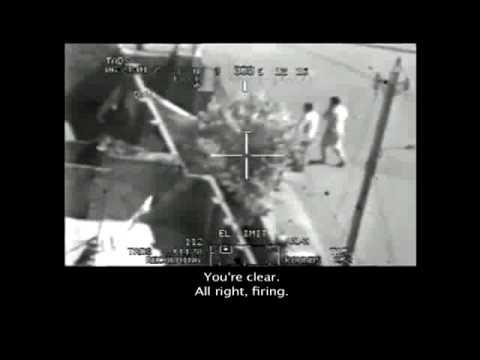 Apache kills two reporters in Iraq Wikileaks.org