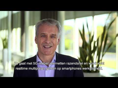 VodafoneZiggo CEO Jeroen Hoencamp over introductie 5G