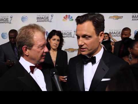 Tony Goldwyn at NAACP Image Awards (with Jeff Perry)