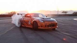 The 800 HP Formula Drift K.Sport 350Z - /TUNED
