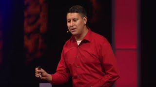 Through the eyes of a child immigrant | Erik Gomez | TEDxPSU
