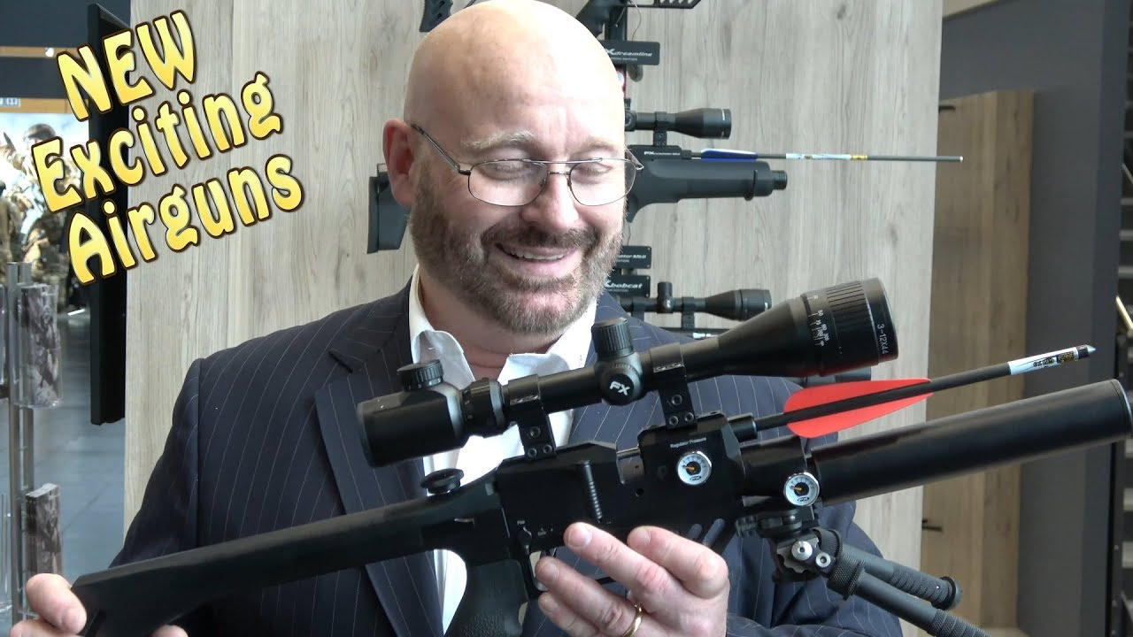 NEW Airguns: IWA 2019 - Pellet Pushers Report