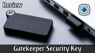Review - Gatekeeper USB Dongle & Security Key