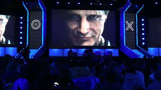 Hideo Kojima Presents NEW Look: Death Stranding - LIVE PlayStation Experience 2016