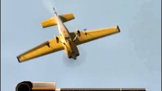 Worst Pylon Hit Ever - Steve Jones   Red Bull Air Race