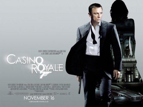 Video Casino royale daniel craig imdb