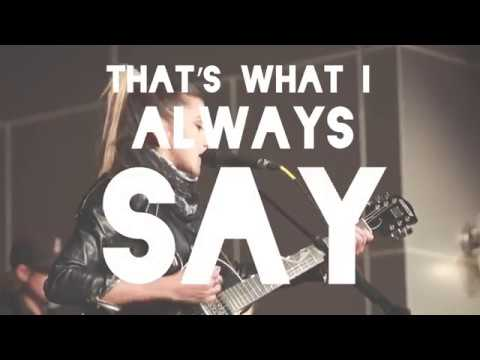 Kelsey Waters - One More Habit (Lyric Video)