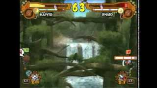 Прохождение Naruto Ultimate Ninja 5