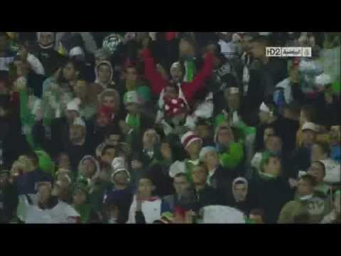 Algeria national football team | Road to Brazil 2014 ● All Goals