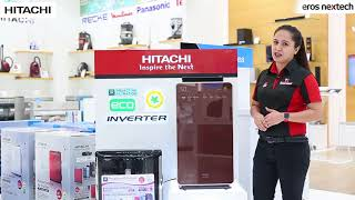 Eros Nextech : Hitachi Air Purifier 25th July 2018