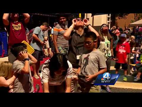 Children's Museum of the Upstate hosts Solar Eclipse watch party