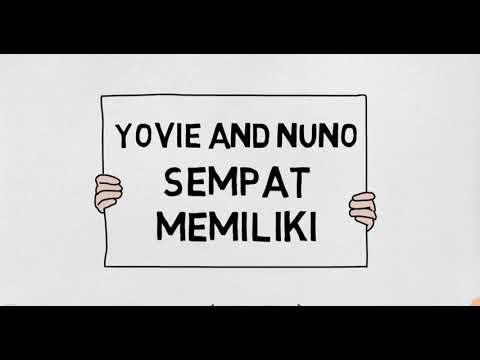 Yovie and Nuno - Sempat memiliki (Video scribe)