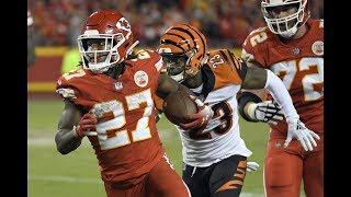 SUNDAY NIGHT FOOTBALL RATINGS FALL TO SEASON LOW AS CHIEFS WIN OVER BENGALS