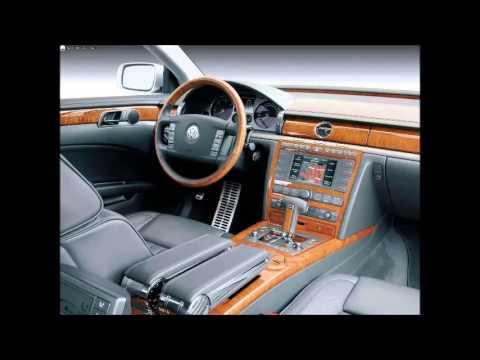 2003 Volkswagen Phaeton V10 Tdi Youtube
