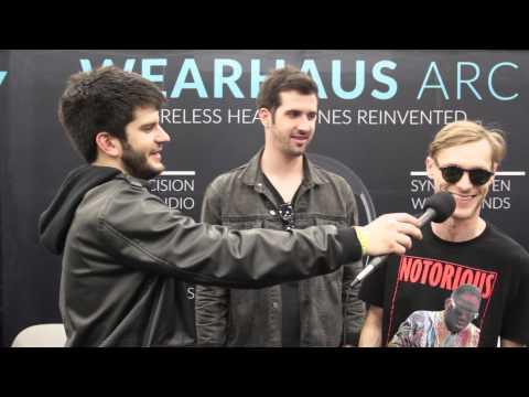 Wearhaus SXSW Interviews: X Ambassadors