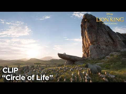 """Circle of Life"" Clip 