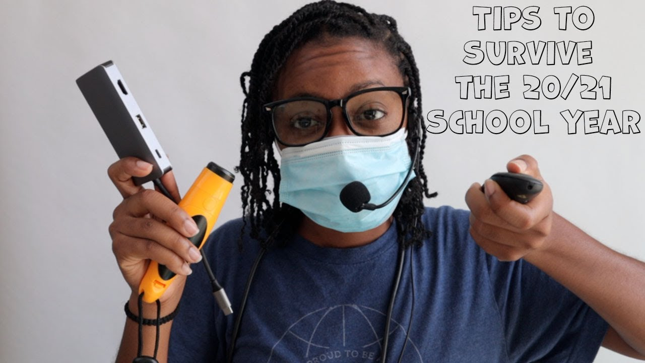 Tips to Survive the 20/21 School Year