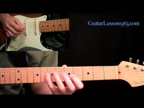 Fast And Easy Country Guitar Cascades Guitar Lesson  Lick Of The Week  Albert Lee  Brad Paisley